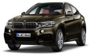 On Road Price of BMW X6  in Kolkata